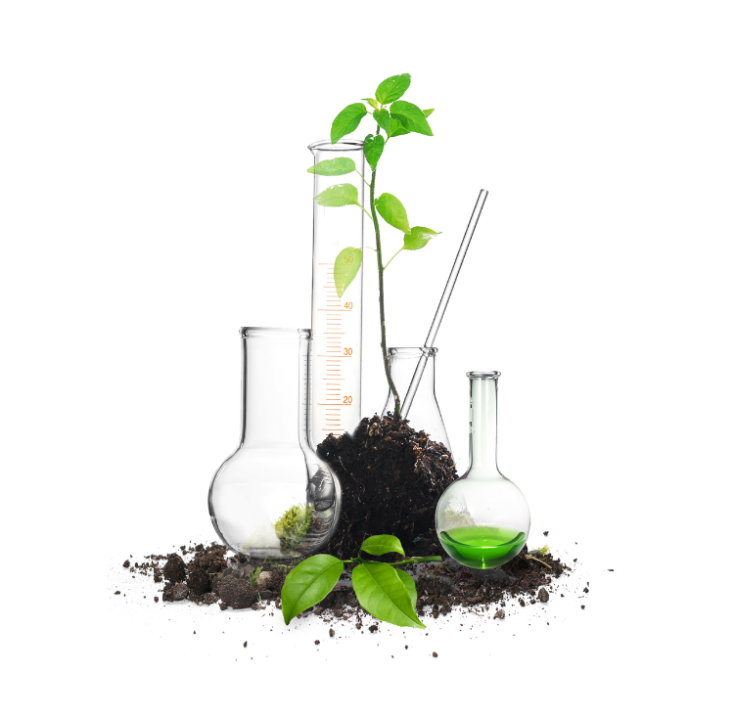 Nous unissons la science et la nature pour créer nos solutions