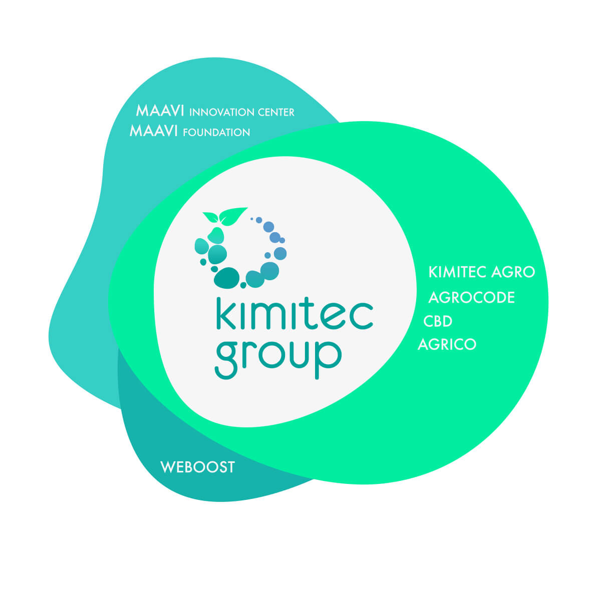 Nós somos parte do Kimitec Group